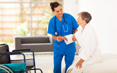 Celebrate Nurse Week with Delta HomeCare