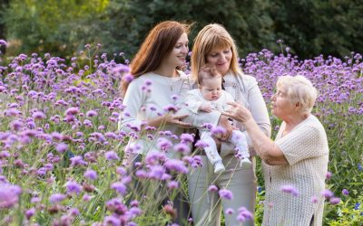 Home Care Tip: I am My Mother's Garden